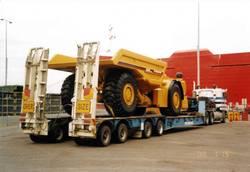 Elphinstone Underground Dump Truck