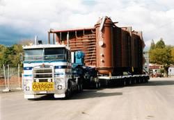 Boiler Transport