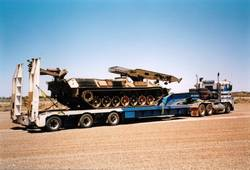 Army Launch Carrier