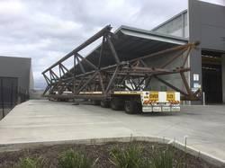 Steel Frame Transportation