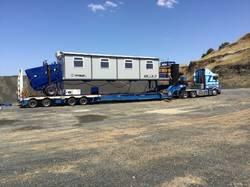 Large Hut Transport